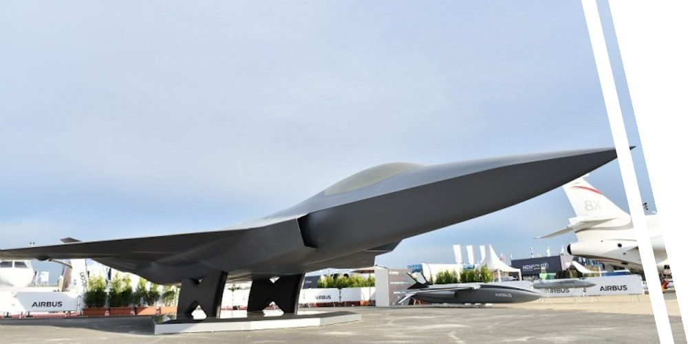 Airbus Dassault fighter