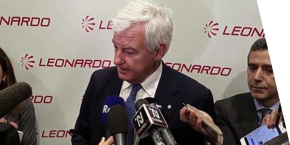 Leonardo contratto M-345 Aeronautica