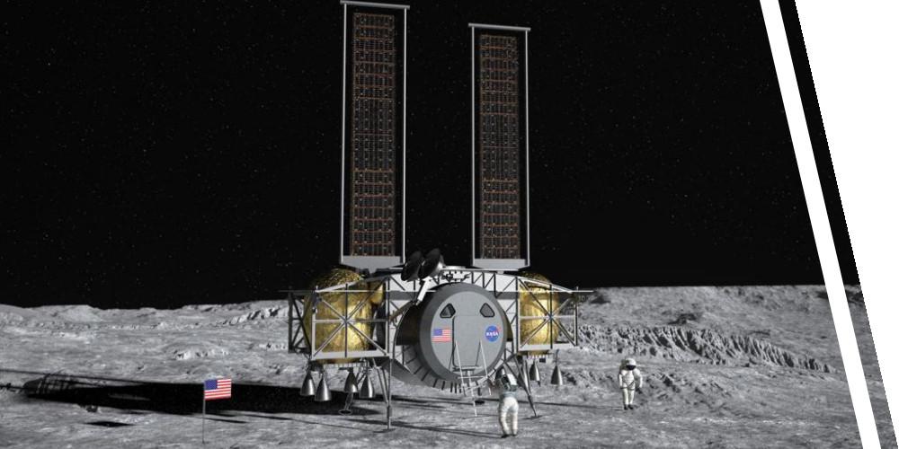 Lunar gateway